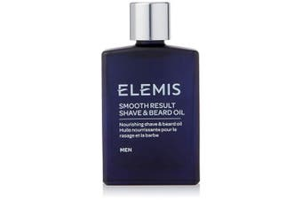 Elemis Smooth Result Shave And Beard Oil - Nourishing Shave & Beard Oil For