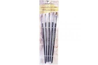 Art Advantage Watercolour Brush Set, 5-Piece