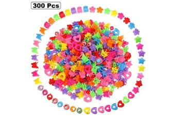 300 Pieces Mini Hair Clips Butterfly Hair Clips Assorted Hair Clip Claw for Women Girls Wearing