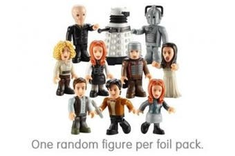 Character Building Doctor Who Micro Figures (Wave 2, Assortment)