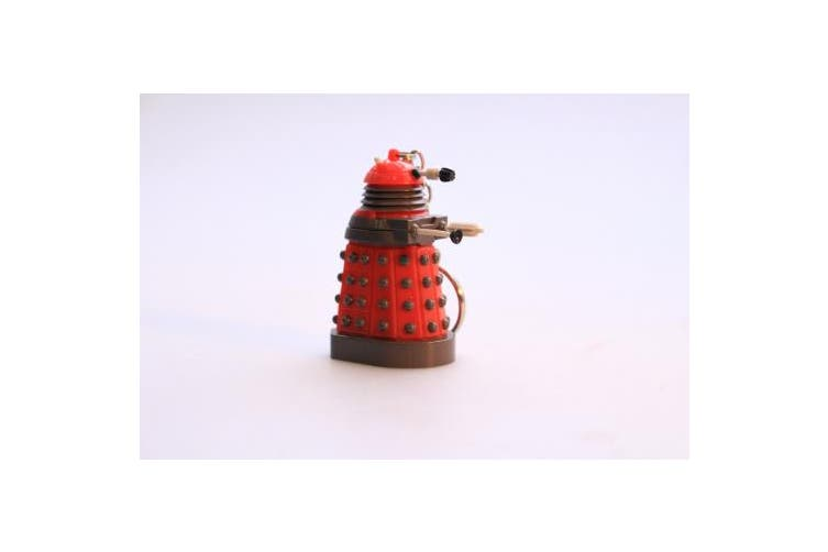 Wesco DR90 Dr Who Dalek Keychain Torch