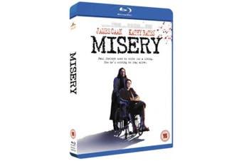 Misery [Region B] [Blu-ray]