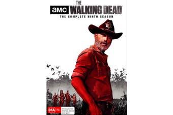 The Walking Dead: Season 9 [Region 4]