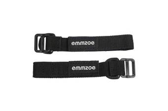 Emmzoe Parent Stroller Organiser Extension Strap for Double Wide Strollers