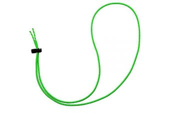 (Neon Green) - Swimming Goggles Bungee Strap Rope Buckle Tighter to Strengthen The Elastic Rope Buckle not Easy to Trip