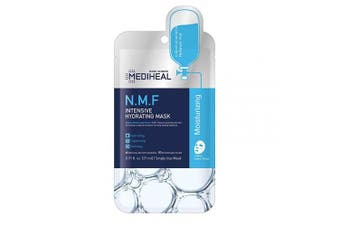 MEDIHEAL [US Exclusive Edition] - N.M.F Intensive Hydrating Mask (5 Masks)