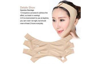 Full Face Style Anti Wrinkle Face Slimming Cheek Mask Lift V Face Line Slim Large Size