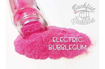(Electric Bubblegum) - Backfist Customs Glitter LLC (Electric Bubblegum)