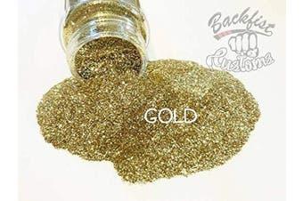 (Gold) - Backfist Customs Glitter LLC (Gold)