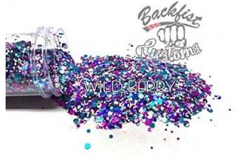 (Wildberry Dots) - Backfist Customs Glitter LLC (Wildberry Dots)