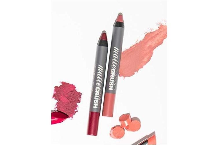 Matte Crush Lipstick Pencil (Blushing - Natural Pink)