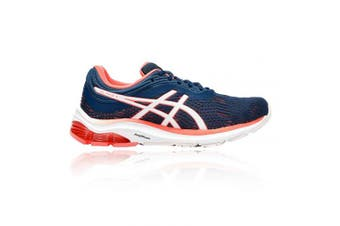 (7.5 UK, Navy Blue) - ASICS Women's Gel-Pulse 11 Running Shoes