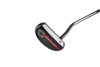 (Right Hand, 11m, #5, Standard Grip) - Odyssey White Hot Pro 2.0 Putter, Black