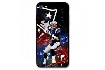 (Brady) - ZICEN iPhone 6 Case iPhone 6s Case - American Football Design Ultra-Thin Cover Cases for iPhone 6/6s 12cm