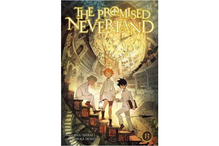 The Promised Neverland, Vol. 13 (The Promised Neverland)