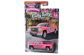 ('14 MB Chevy Silverado 1500, pink) - Matchbox Candy Themed die cast ('14 MB Chevy Silverado 1500, Pink)