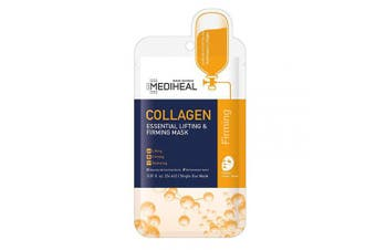 MEDIHEAL [US Exclusive Edition] - Collagen Essential Lifting & Firming Mask (10 Masks)
