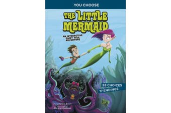 Fractured Fairy Tales: The Little Mermaid: An Interactive Fairy Tale Adventure (You Choose)