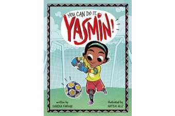 You Can Do It, Yasmin! (Yasmin)