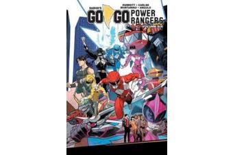 Saban's Go Go Power Rangers Vol. 6 (Saban's Go Go Power Rangers)