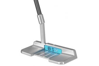 (Right) - S7K Standing Putter for Men and Women –Stand Up Golf Putter for Perfect Alignment –Legal for Tournament Play –Eliminate 3-Putts