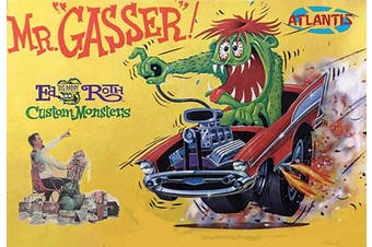 Ed Big Daddy Roth Mr Gasser Model Kit Atlantis Toy and Hobby