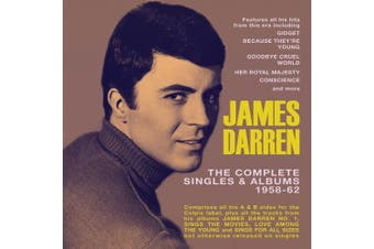The Complete Singles & Albums 1958-62