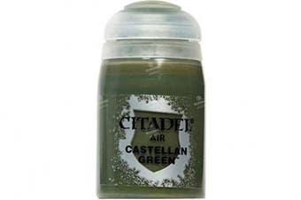 Citadel Paint: Air - Castellan Green