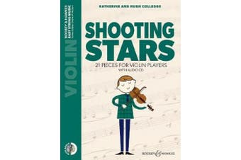 Shooting Stars: 21 Pieces for Violin Players (Easy String Music)