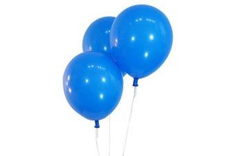 (100 ct, Pastel Royal Blue) - Creative Balloons 30cm Latex Balloons - Pack of 100 Pieces - Pastel Royal Blue