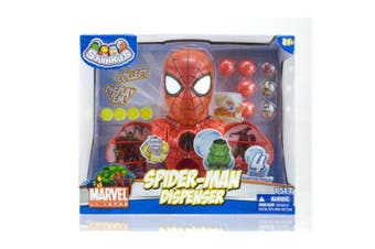 Squinkies Spider-Man Deluxe Dispenser Set