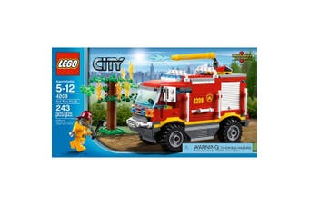 LEGO City 4x4 Fire Truck
