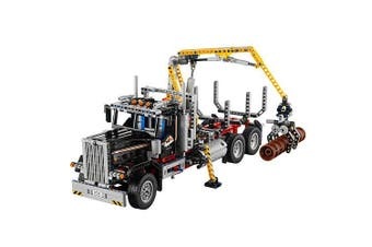LEGO Technic 2-in-1 Logging Truck (9397)
