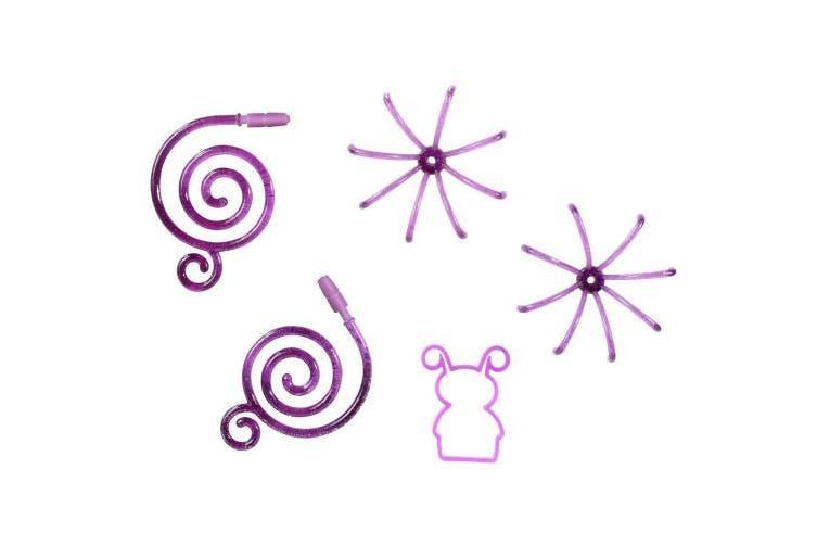 Fijit Friends Accessory Pack - Purple