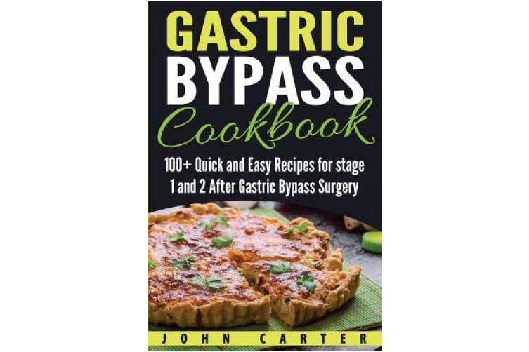 Gastric Bypass Cookbook