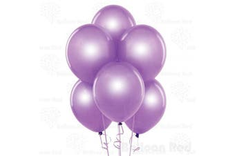 (30cm  Pack of 100, Pearl Lavender) - Pearl Lavender 30cm Pearlescent Thickened Latex Balloons, Pack of 100, Pearlized Premium Helium Quality for Wedding Bridal Baby Shower Birthday Party Decorations Supplies Ballon Baloon Thinken
