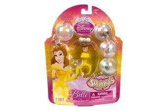 Squinkies Disney Princess Bracelet - Belle