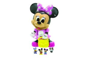Squinkies Disney Minnie Mouse Dispenser