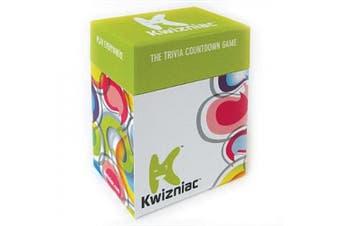 Continuum Games CNG1162 Kwizniac Trivia Game