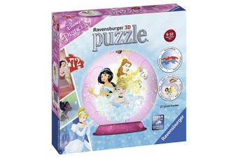 Ravensburger 3D Puzzle 11809 Disney Princess
