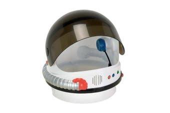(White) - Aeromax ASH-5200 Jr Astronaut Helmet With Sounds