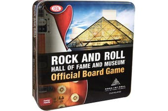 Rock & Roll Hall of Fame Board Game