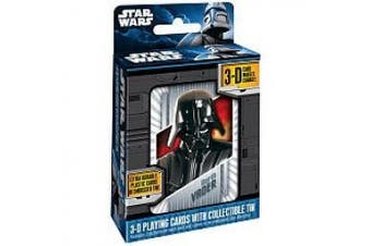 3-D Playing Cards - Star Wars