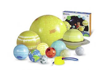 (1, classic) - Learning Resources Inflatable Solar System Set