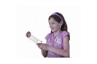 Lighted Whirly Wheel Vintage Retro Hand-held Spinning Magnetic Flashing Toy