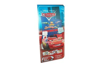 Disney Pixar's Cars The Movie Wall Applique