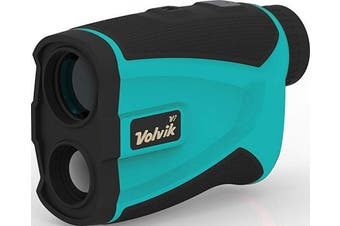 (Mint) - Volvik V1 Pro Golf Range Finder - 1300 Yard Range With Vibrating Pin Lock & Slope Compensation Technology