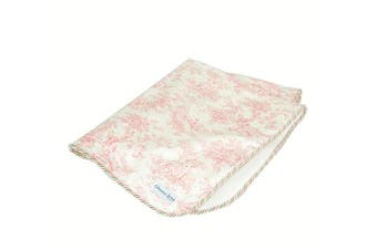 Glenna Jean Isabella Toile Throw Blanket