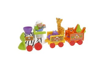 Fisher Price Little People M0532 Musical Zoo Train