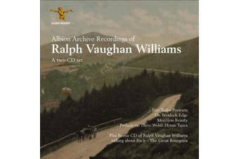 Albion Archive Recordings of Ralph Vaughan Williams
